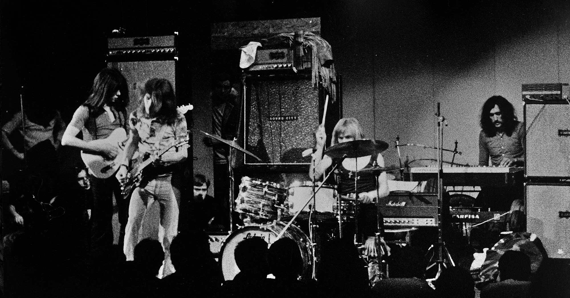 """The roots & branches of German Jazz, Pop & Krautrock"" – Archie Patterson on Times & Sounds"